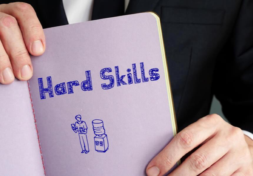 Top 20 hard skills list for 2021